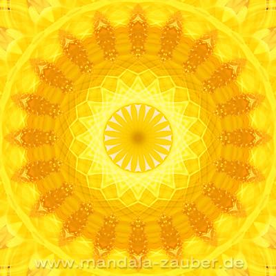 "Mandala ""Erntedank"""