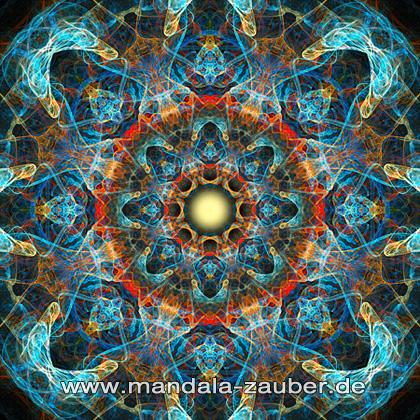 """Mandala """"Phantasie"""""""
