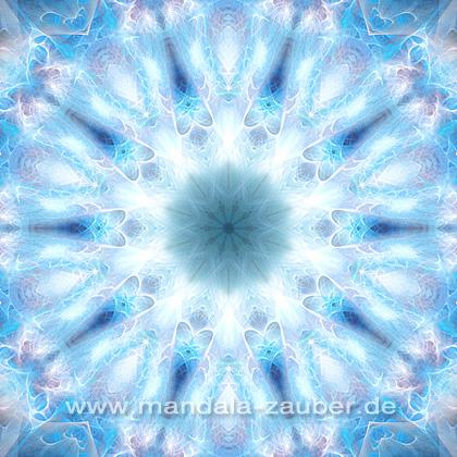 "Mandala ""Intuition"""