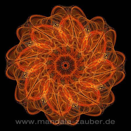 """Mandala """"Liebe"""""""