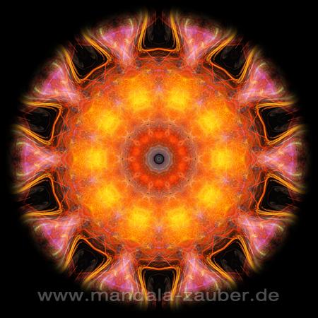 "Mandala ""Unendlichkeit"""