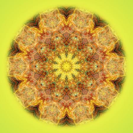 """Mandala """"Selbstermächtigung"""""""