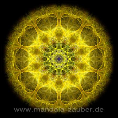 "Mandala ""Lichtwege"""