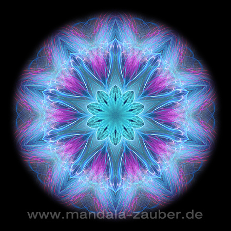 "Mandala ""Wahrheitsfindung"""