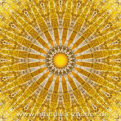 """Mandala """"innere Sonne"""""""