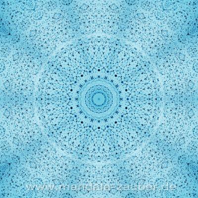"""Mandala """"Tears of Mother Earth"""""""