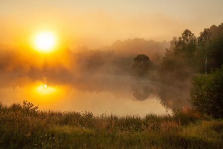 Magie eines Sommermorgens